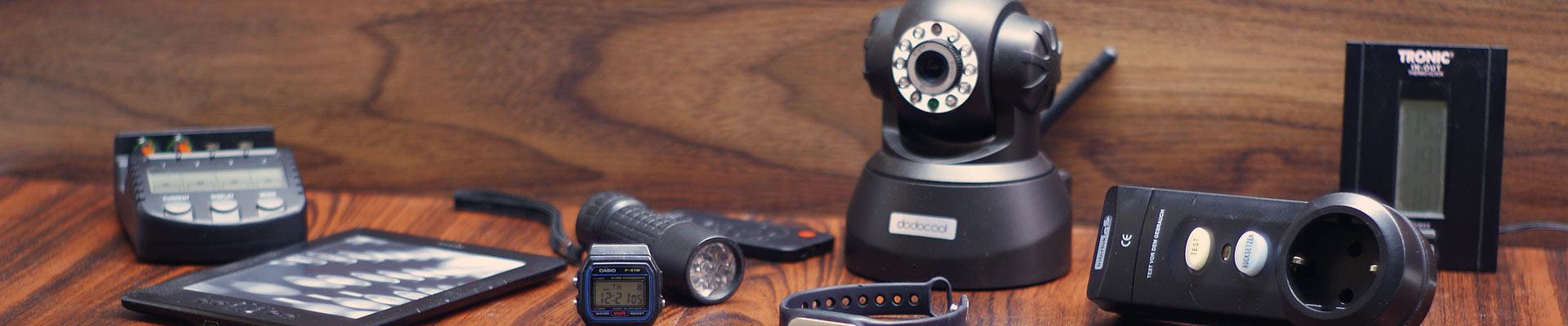 Gadgets für Nerds & Freaks